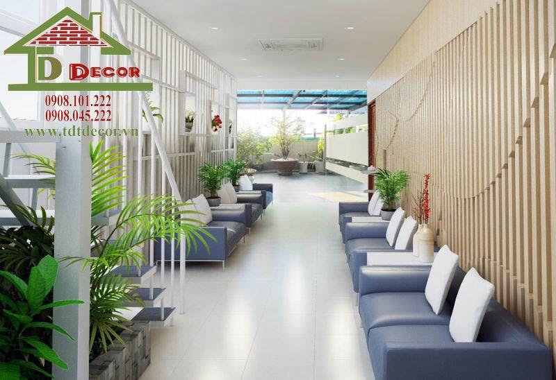 Thiết kế phòng khám nha khoa
