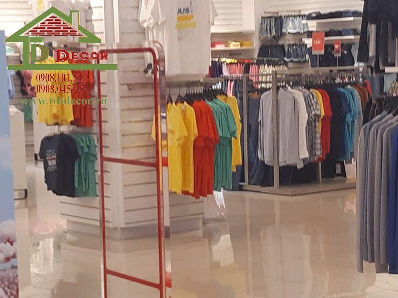 Thiết kế shop thời trang anh Chiến Phú Nhuận