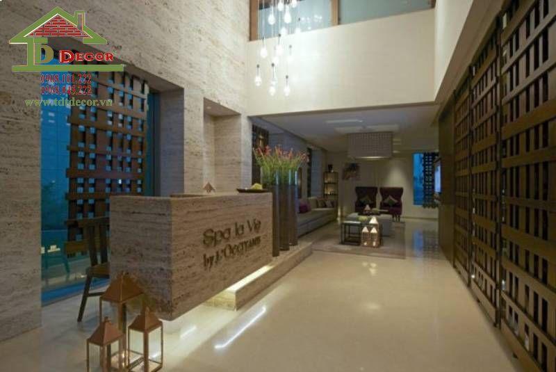 Thiết kế spa anh Hùng tại Tây Ninh