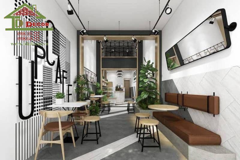 Thiết kế quán cafe anh Thái quận 7