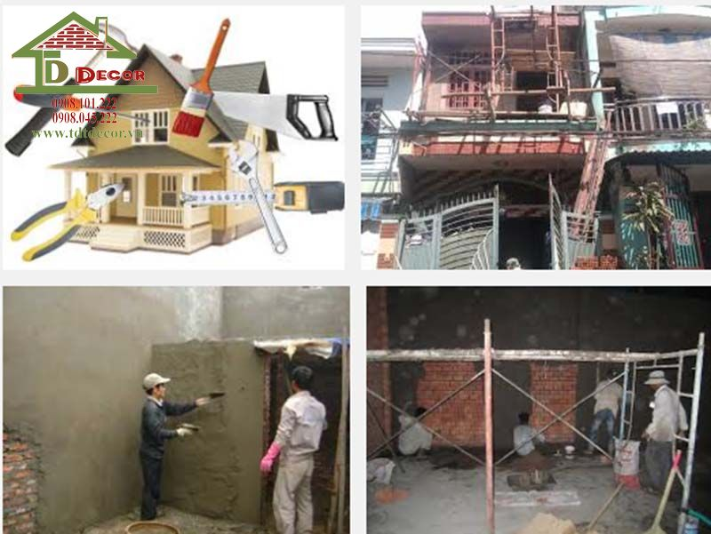 Sửa nhà quận 12 – Dịch vụ sửa chữa nhà trọn gói uy tín, chuyên nghiệp